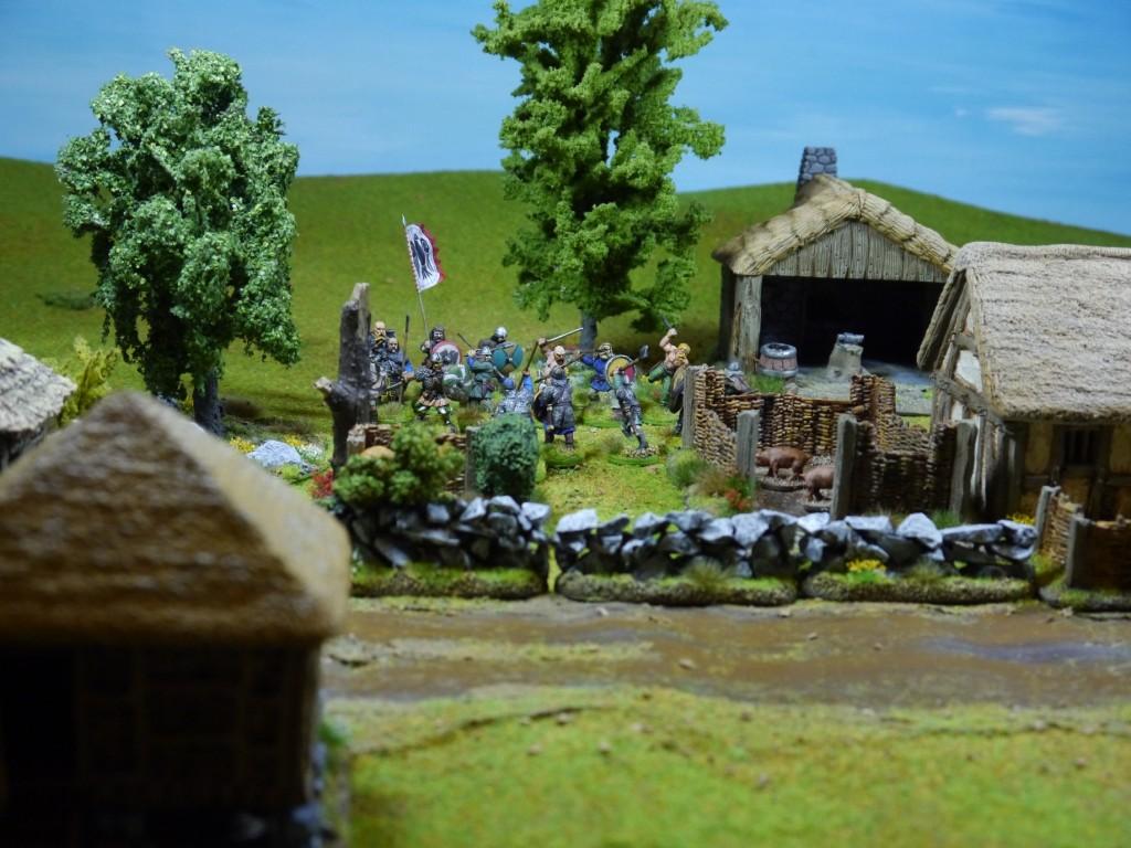 Gripping Beast Vikings in Grand Manner Village