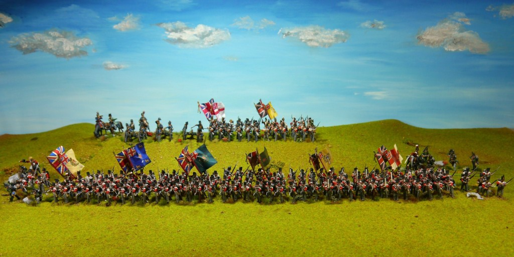 Perry British Napoleonic Army