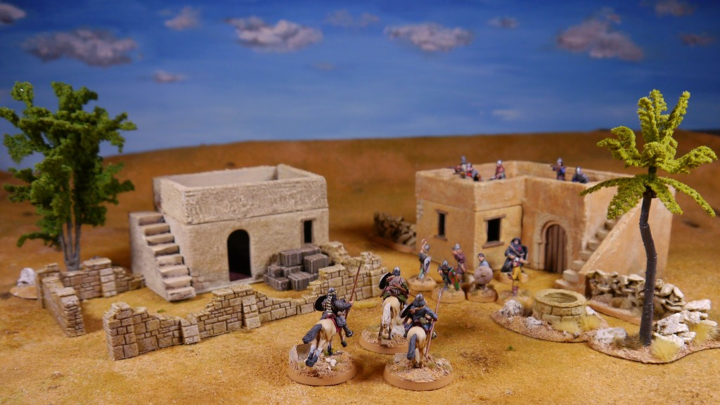 28mm Perry Miniatures Crusaders