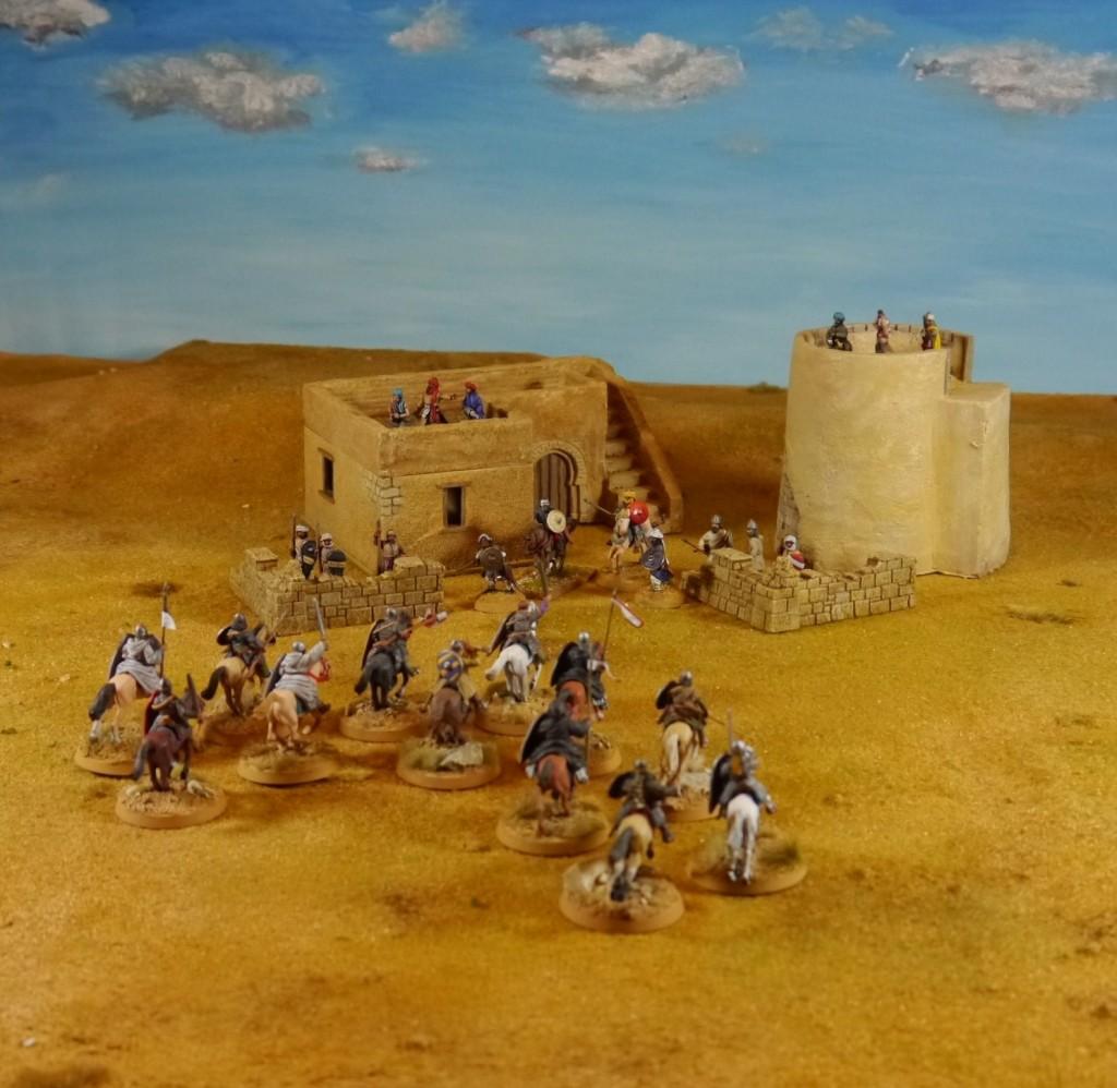 28mm Perry Miniatures Crusaders
