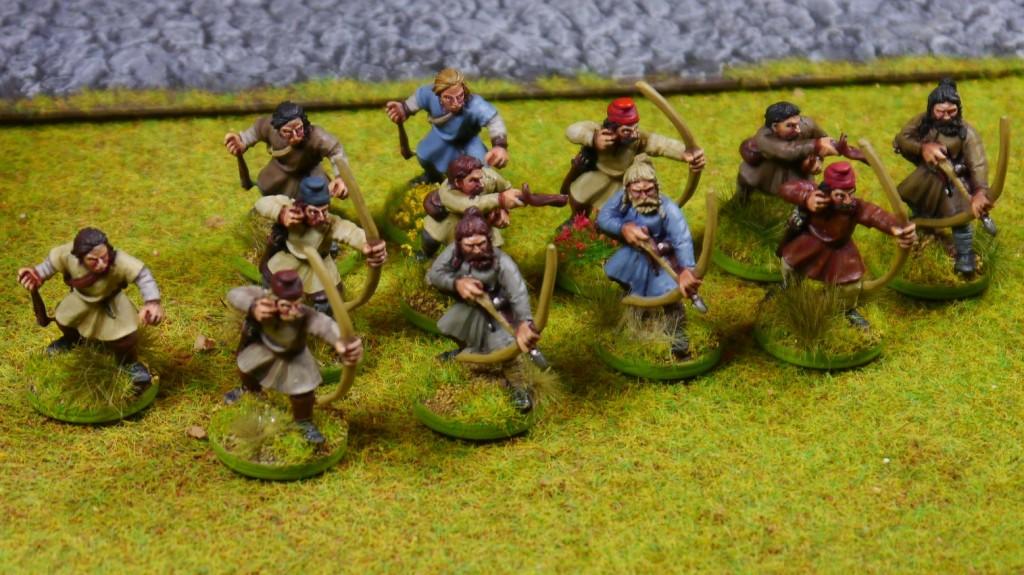 Anglo-Danish Warband for SAGA