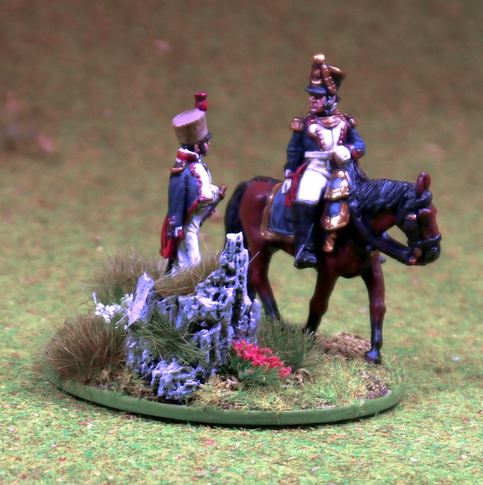 Perry Napoleonic French command