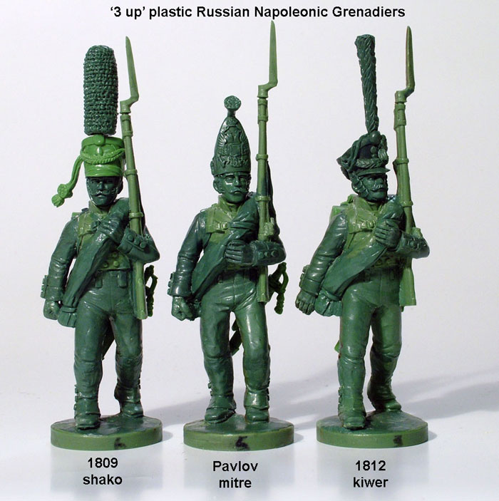 It is all their fault! Perry Napoleonic Russians (photo property of Perry Miniatures)