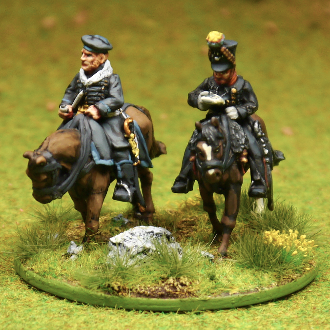 The Duke of Brunswick (Perry Figures)