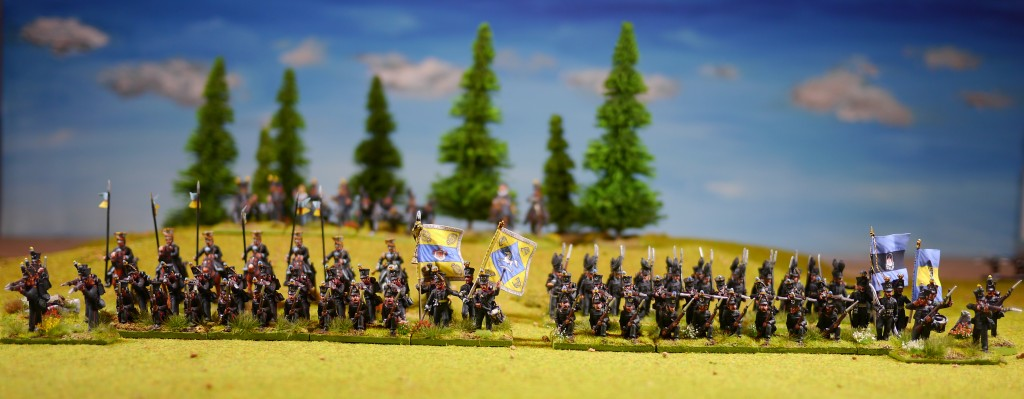 The Brunswickers (Perry Miniatures)