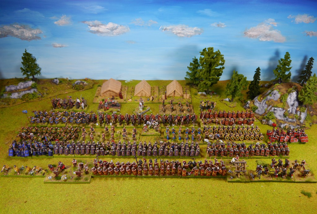 My Imperial Roman Army