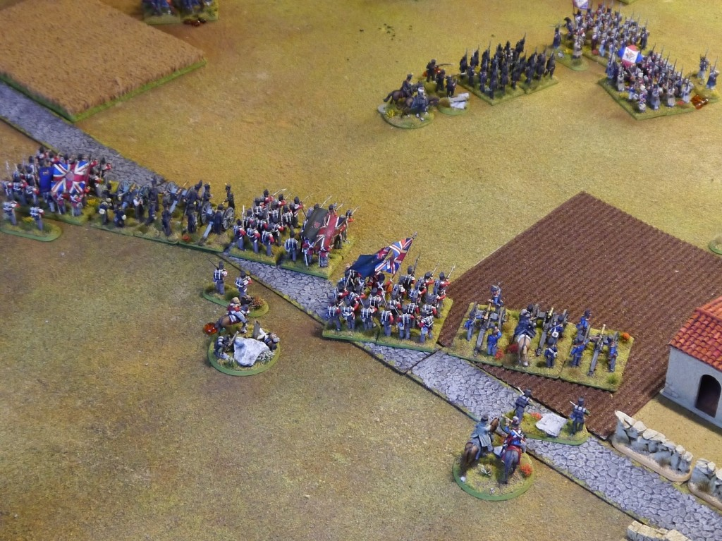 Perry Miniatures napoleonic British