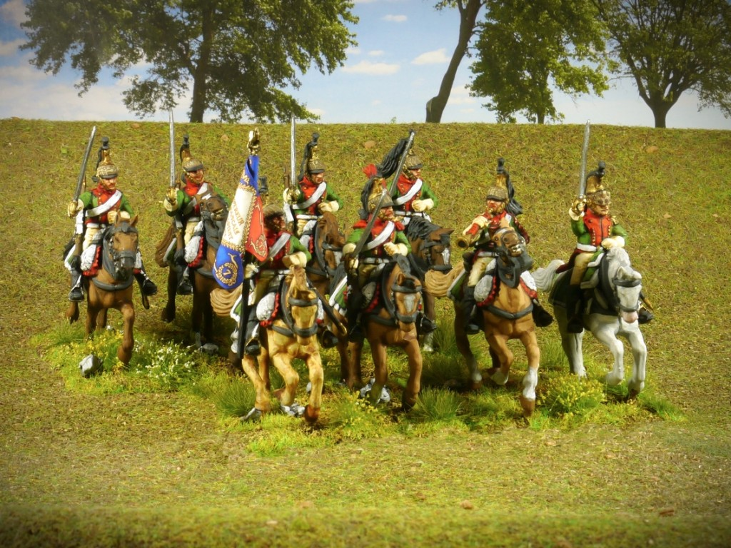 Perry Napoleonic French Dragoons