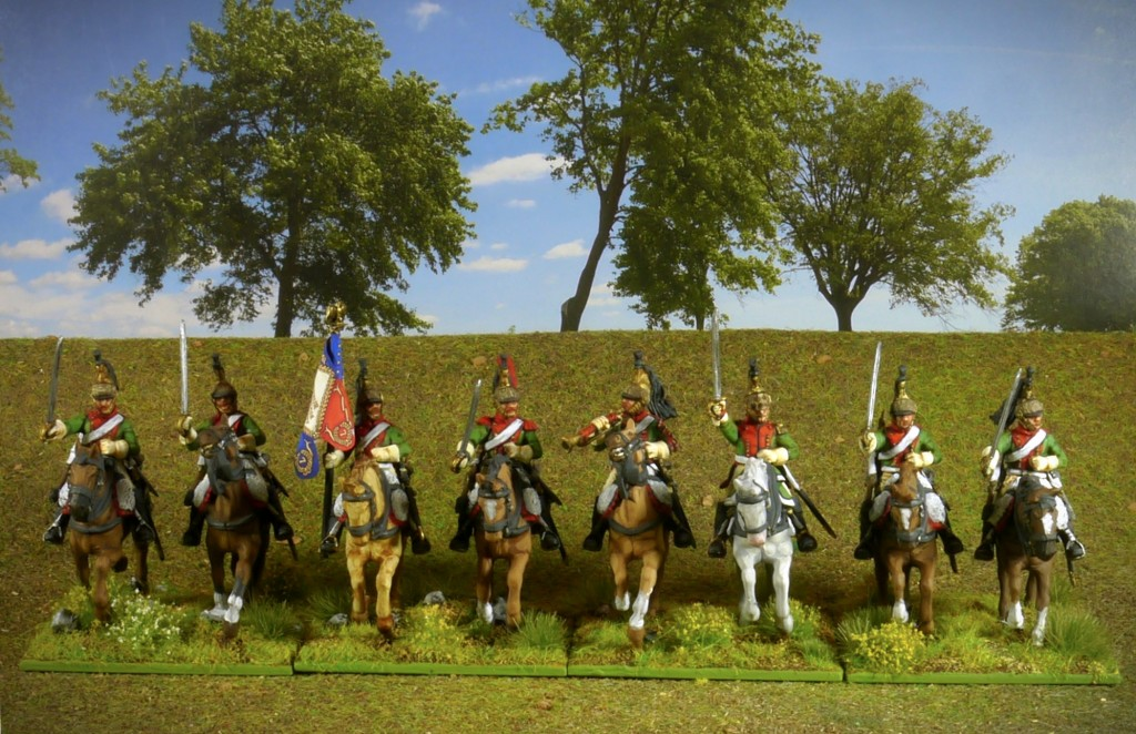 Perry Napoleonic French Dragoons (3)
