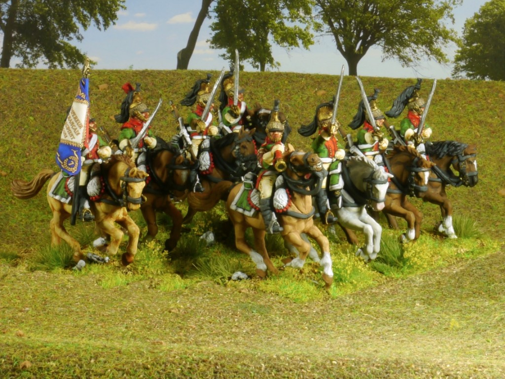 Perry Napoleonic French Dragoons (2)